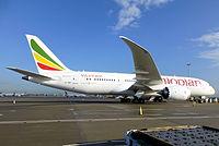 ET-ARF - B788 - Ethiopian Airlines