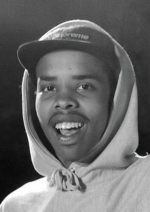 Earl Sweatshirt - Earl Sweatshirt on March 15, 2013