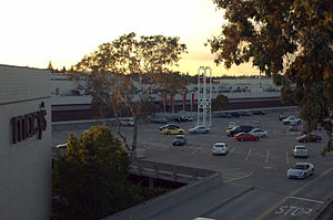 Sunvalley Shopping Center - Macys and across the Parking lot