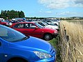 East Fortune Market Car Park - geograph.org.uk - 1431570.jpg