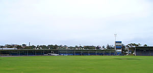 West Australian Football League - Image: East Fremantle Oval – stands (cropped – 1)