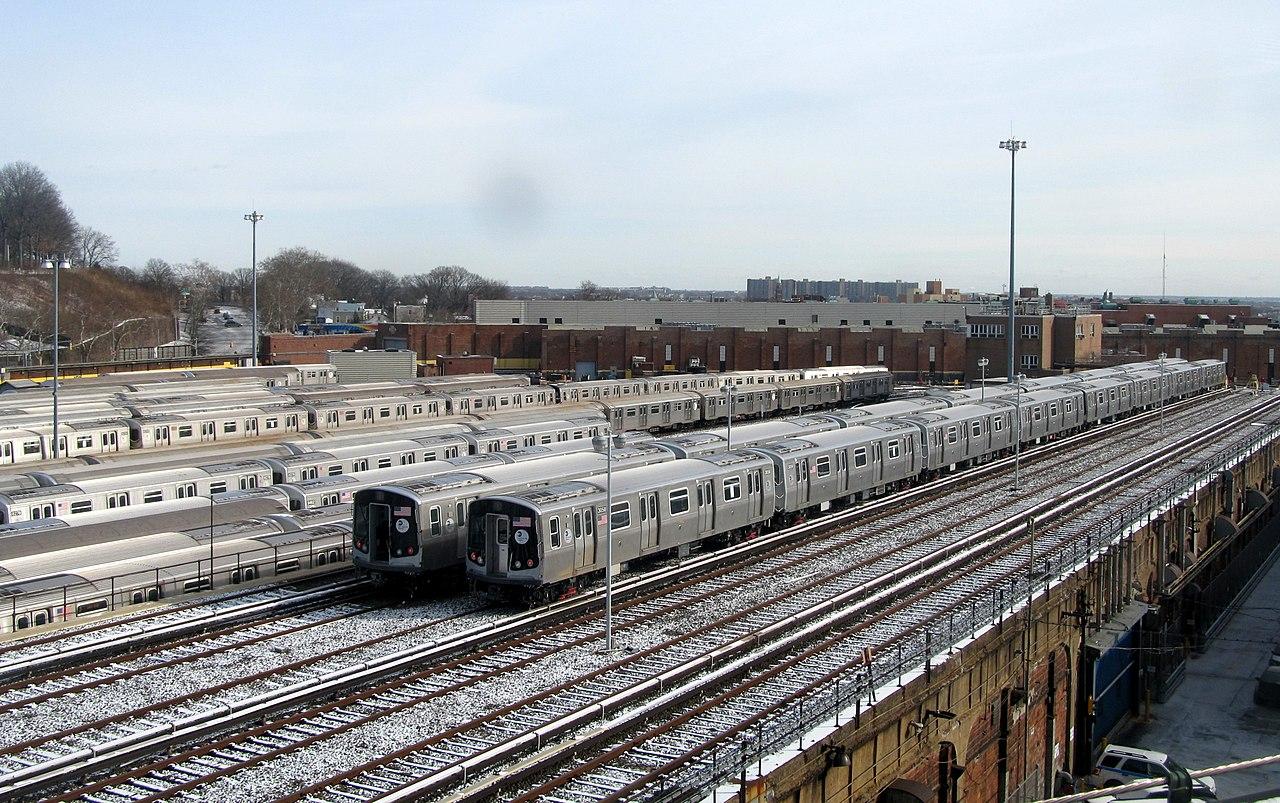 List of New York City Subway yards - Wikiwand