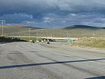 East toward US-40 & SR-248 interchange, Apr 16.jpg
