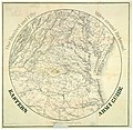 Eastern army guide - one hundred and fifty miles around Richmond. LOC lva0000019.jpg