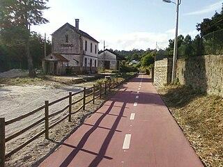 Linha do Dão Railway line in Portugal