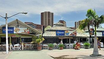 Ecuador Manta beach restaurants