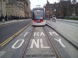 Edinburgh tram, 7 April 2014.jpg