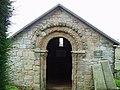 Edrom Norman Arch, Berwickshire - geograph.org.uk - 122162.jpg