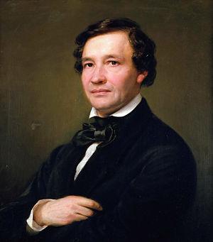 Wilhelm Taubert - Wilhelm Taubert in 1862.