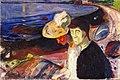 Edvard Munch - Man and Woman on the Beach.jpg