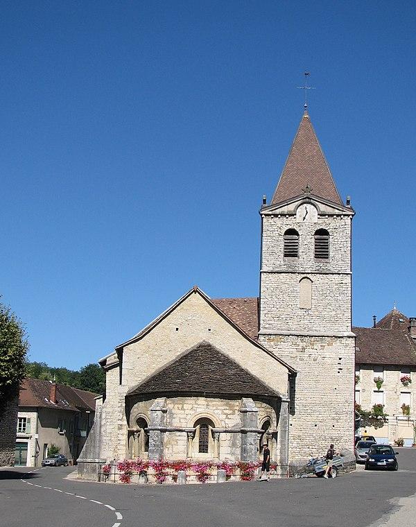 Photo de la ville Lhuis
