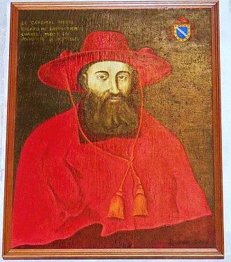Pierre Girard (cardinal) - Cardinal Pierre Girard