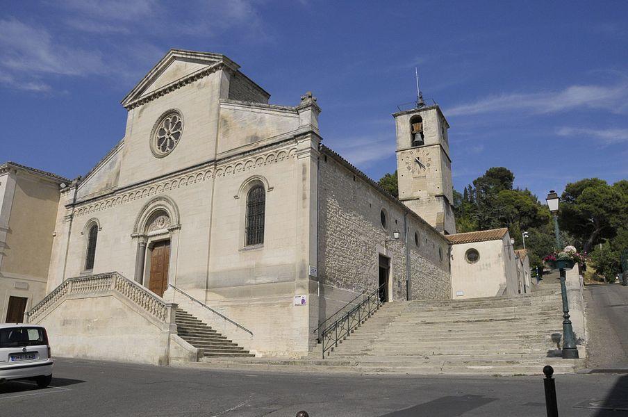 Kirche St. Denis in Chateaurenard (Provence)