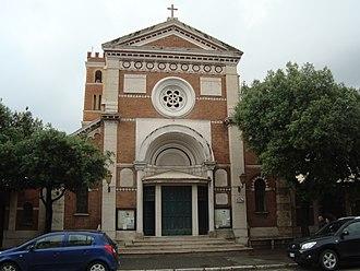 Symphorosa - Church of Santa Sinforosa in Tivoli