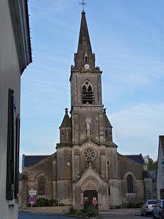 Semblançay Commune in Centre-Val de Loire, France