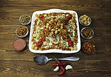 Egyptian food Koshary.jpg