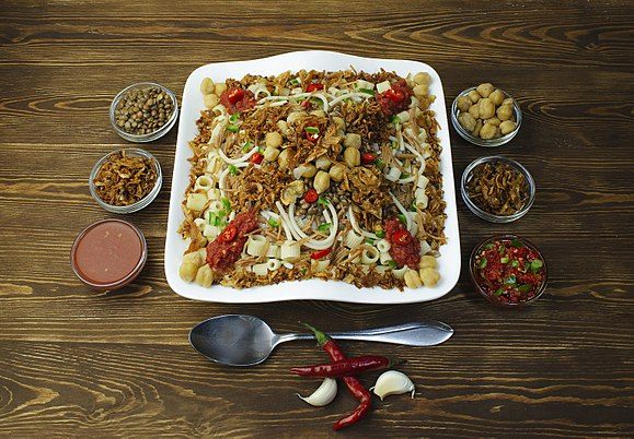 Egyptian food Koshary.jpg