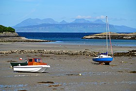 Eigg and Rum from Glenuig - geograph.org.uk - 1579184.jpg