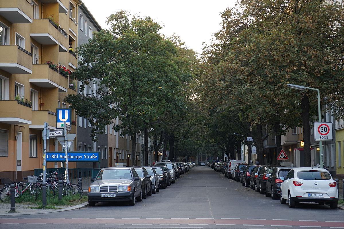Entfernungsmesser Berlin : Eislebener straße berlin u wikipedia