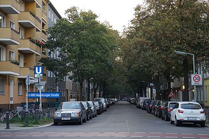 How to get to Eislebener Straße with public transit - About the place