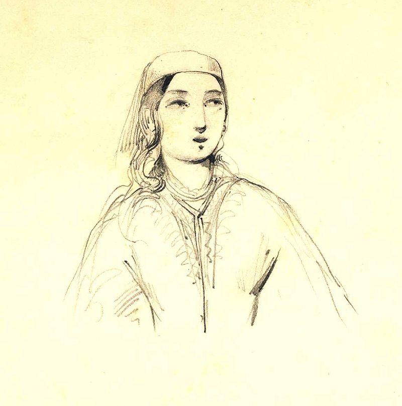 Салонный альбом Екатерины Дадиани. Зугдиди, 27 century.jpg