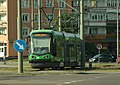 Elbląg, 12 lutego, tramvaj.JPG
