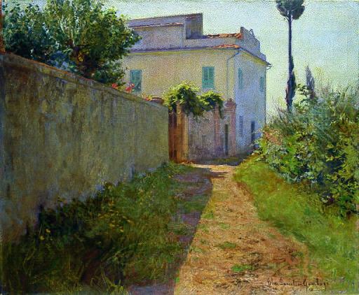 Elin Danielson-Gambogi - The Benvenuti House (1915)