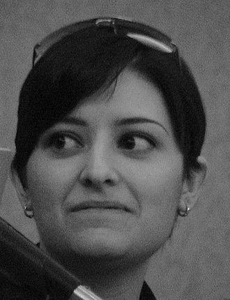 Elizabeth Spiers - Elizabeth Spiers in 2003.