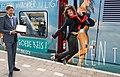 Ellen ten Damme trein Arnhem in de lucht (9150397517).jpg
