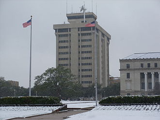 Aggie Doppler Radar - Image: Eller OM ADRAD snow