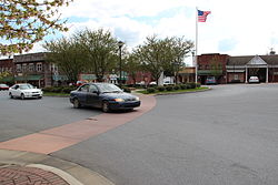 Ellijay town center