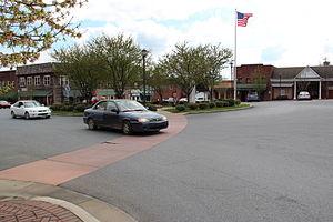 Ellijay, Georgia - Ellijay town center