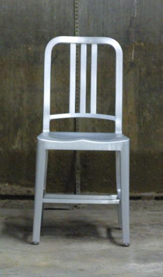 Emeco 1006 - An Emeco 1006 chair
