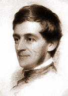 Ralph Waldo Emerson -  Bild