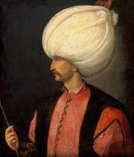 Suleiman the Magnificent Sultan of the Ottoman Empire