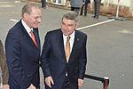 Empfang IOC Präsident Thomas Bach mit Jacques Rogge (1 von 9).jpg