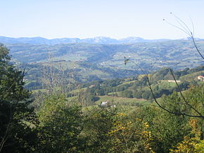 Vista do Vale de Carranza