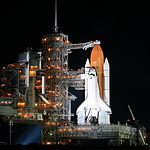 Endeavour STS-118 on Pad39A.jpg