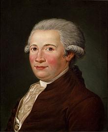 Johann Jakob Engel. Gemälde von Ferdinand Collmann nach Anton Graff, 1789 (Gleimhaus Halberstadt) (Quelle: Wikimedia)