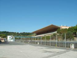 L'Autodromo di Pergusa, il più importante circuito del Mezzogiorno