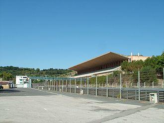 Autodromo di Pergusa - Image: Enna Autodromo di Pergusa