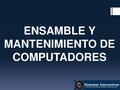 Ensamble y Mantenimiento 1.pdf