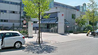ProSiebenSat.1 Media - Entrance
