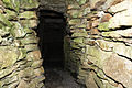 Entrance to a Neolithic burial long cairn at Camster.jpg