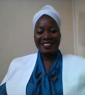 Elsa Garrido Sao Tomean politician
