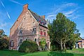 Erfgoedsite Ramsdonk, Lourdesgrot, oude pastorij en Sint Martinus kerk. 02.jpg