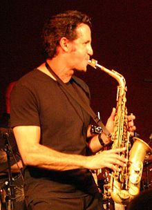 alt=Description de l'image Eric Marienthal.jpg.