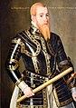 Erik XIV, King of Sweden, 1560s, by Domenicus Verwilt (active 1556-1566). Nationalmuseum, Stockholm, Sweden.jpg