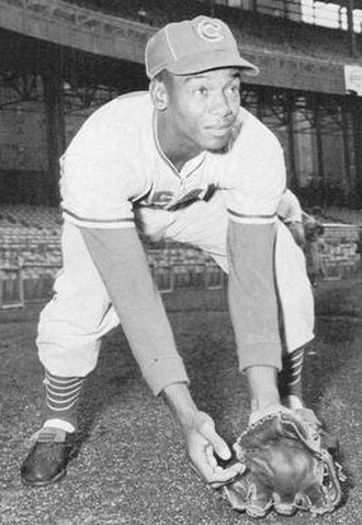 Ernie Banks - Banks in 1964