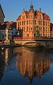 Eschwege - House at the river Werra bridge.jpg